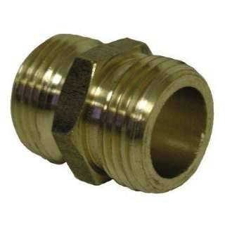 Watts 3/4 In. Brass Hose Adapter A 680