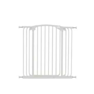 Dream Baby Extra Tall Swing Close Hallway Gate   White F191W at The