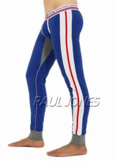 Sexy Fashion Men's Long Thermal underwear trousers Tights Pants