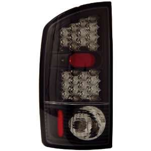 Anzo USA 311018 Dodge Ram Black LED Tail Light Assembly   (Sold in