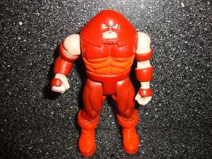 MARVEL LEGENDS JUGGERNAUT SERIES 1 1991 FIGURE LOOSE