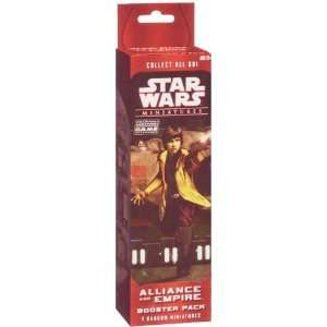 Alliance and Empire Booster Pack A Star Wars Miniatures