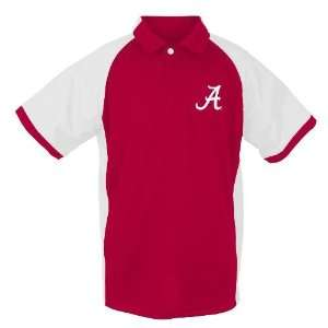 Alabama Crimson Tide NCAA Coaches Polo Shirt