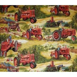 CRAN45257R International Harvester Farmall Tractors by