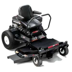 Inch 23 HP Zero Turning Radius Riding Lawn Mower Patio, Lawn & Garden