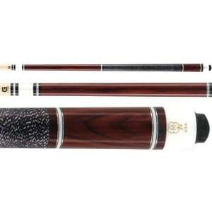 McDermott 58in G Series G222 Two Piece Pool Cue Sports
