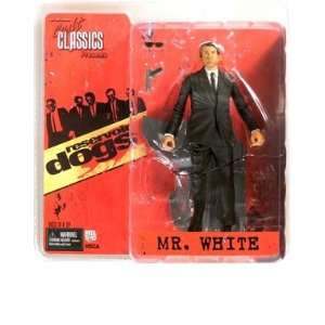 Reservoir Dogs Mr. White Action Figure  Toys & Games