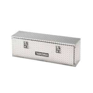 Tradesman 48 in. Aluminum Top Mount Tool Box TALTM48
