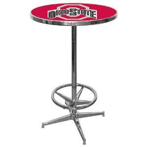 Ohio State University Buckeyes Pub Table Sports