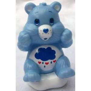 Hard Plastic, Care Bears, Grumpy Bear Figure Doll Toy Toys & Games