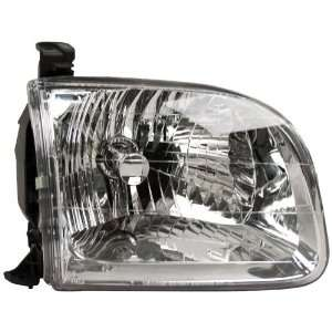 OE Replacement Toyota Sequoia/Tundra Passenger Side Headlight Assembly