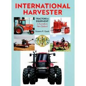 International Harvester Tractors and Equipment in