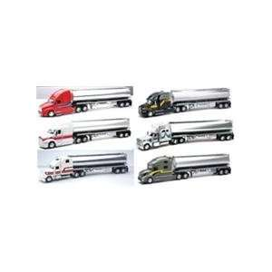 New Ray 132 Scale Die Cast Long Hauler Tankers Truck Assortment 1