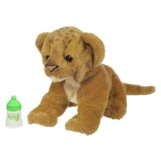FurReal Friends Jungle Cat (Leopard Cub)  Toys & Games