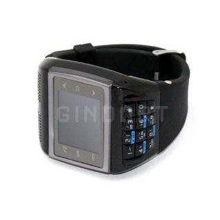Q8 Touch Qaud Band Dual Sim Card Dual Standby Watch Mobile