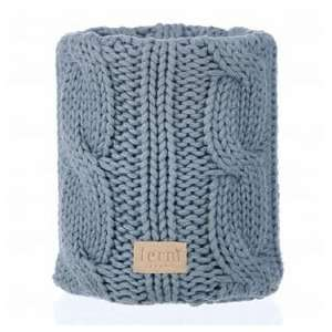 Ferm Living Short Knitted Vase in Blue