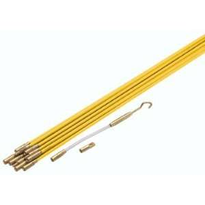 11 Electric Fiberglass Wire Pull Rods Fish Tape