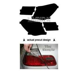 ] (09  ) Tail Light Vinyl Film Covers ( TINT ) by Lamin x Automotive