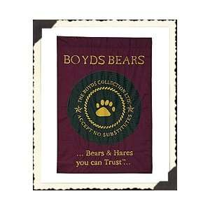 Boyds Bears & Friends   The Friendship Flag Collection