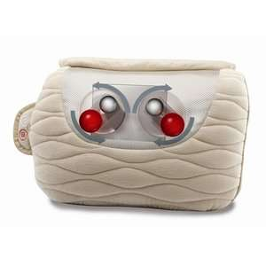 HOMEDICS Ultra Plush Shiatsu Massage Pillow Massagers & Spa