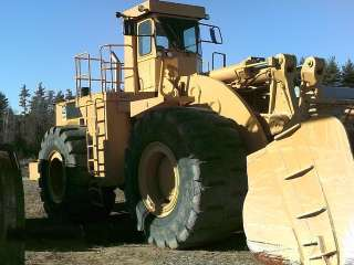 Cat 992 C Wheel Loader for sale  Cat equipment for sale  25yrd