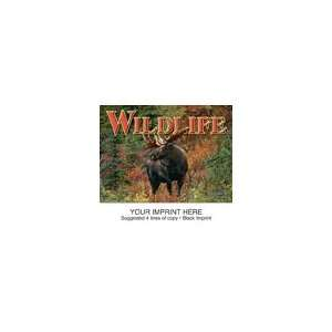 Min Qty 150 Animal Calendars, Wildlife, 13 Month
