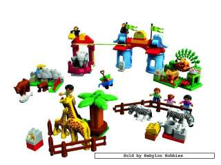 picture 2 of Lego Duplo   Big City Zoo (5635)